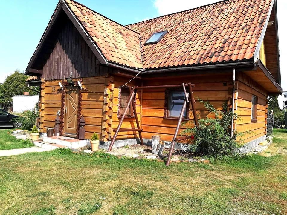 Rynarzewo near Bydgoszcz 150 square meters